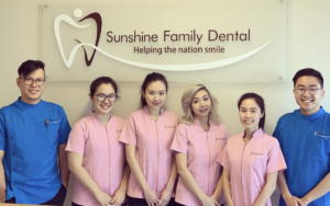 Assistant Hieu NguyenDr. Pearly GanDr. Vy PhanAssistant Mimi NguyenDr. Alex Ho